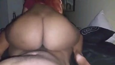 Big Ass Ebony Riding Dick Like A Pro Sexy moaning wet Pussy-Tinder Date