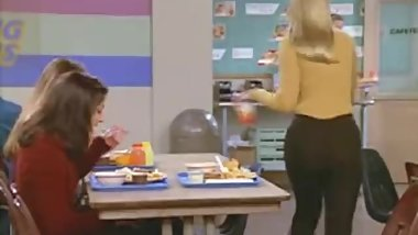 Melissa Joan Hart - 'Booty Hole!' Nice Thick Ass in Brown Pants Compilation