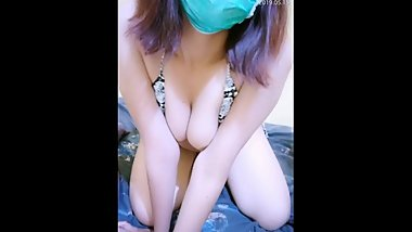 Beautiful thai girl teen show all