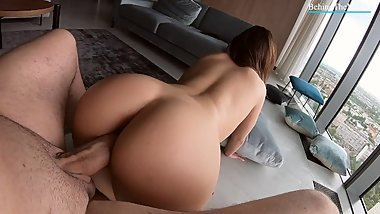 Teen Hard Fucked in POV Video - HD