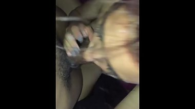 18 year old Latina thot exposes giving that sloppy toppy