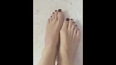 Big feet teaser video