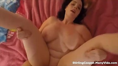 Busty Fairy Princess Fucking and Sucking Cock