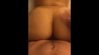 Fucking my ex girlfriend in a hotel room
