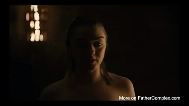 Arya Stark Sex in Game of Thrones with Gendry