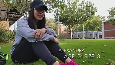 Alexandra's Vietnamese Feet Preview