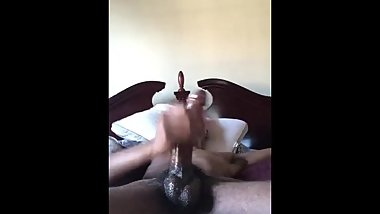 Young Dick Slow Strokes Sensually
