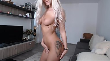 Watch Now Stunning Blonde Secretgoddess0 Perfroming Live on Chaturbate 2019