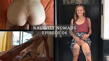 Park Flashing Leads To Playful Fucking - Naughty Nomads EP04 - IdeallyNaked