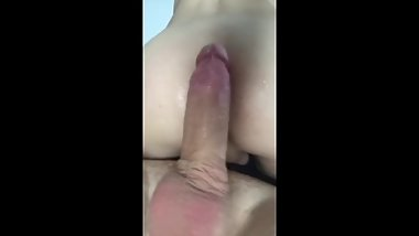 Enjoy that thick Cock in my little hole