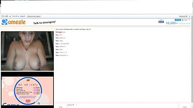 The best omegle game