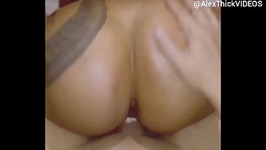 Teen AMAZING ass - ALEX THICK